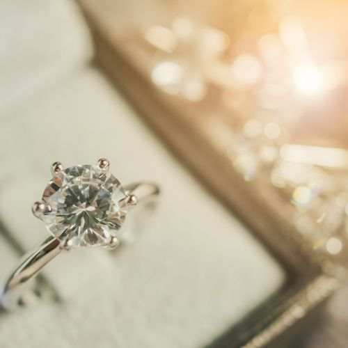 Do you have an engagement ring that needs a professional fitting?